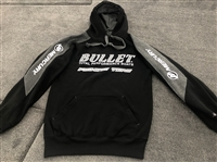 Bullet / Mercury Logo Fishing Team Hoodie Hooded Sweatshirt