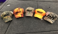 BULLET STRUCTURED HUNTER SERIES LOGO HATS