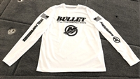 Bullet / Mercury Pro Style Performance Tournament Jersey Black & White