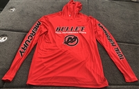 Bullet / Mercury Logo Hooded Tournament Jersey