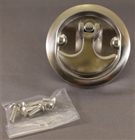 "LARGE NON-LOCKING COMPARTMENT LATCH FOR ""S"" SERIES BOATS"