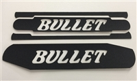 "Bullet Logo Non Skid Traction Decal for Bow Area on ""X"" and ""S"" Boats"