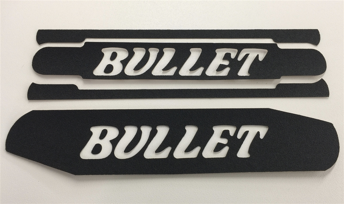 BULLET DECALS And TAGS - Boat decalsboat decals sticker promotionshop for promotional boat decals