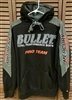 Heavyweight Bullet / Mercury Pro Team Hooded Sweatshirt Hoodie