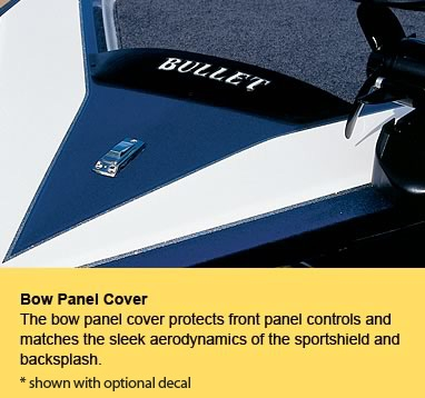 Bow Shield for front bow panel
