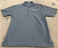 BULLET LOGO EXECUTIVE STYLE PERFORMANCE POLO SHIRT
