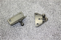 Hydraulic Lift Shock Mounting Brackets with Ball Knuckle