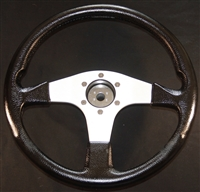 3 Spoke Steering Wheel, Fits All Models