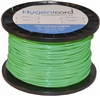 Cleanable Hygenicord Green/Glows Green-500ft