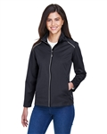 Core 365 Ladies Techno Lite  3-Layer Tech Shell Jacket ( CE708W)