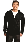 District Young Men's Full-Zip Hoodie ( DT800)