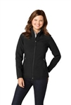 Port Authority Ladies (THICKER) Soft Shell Jacket (L317)