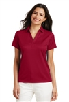 Port Authority  Ladies Performance Jacquard Polo (L528)