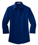 Port Authority® Ladies Easy Care 3/4 Sleeve Shirt (L612)