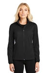 Port Authority Ladies Active (Lighter) Soft Shell Jacket (L717)