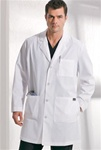 Landau Men's  Lab Coat (LAN3124-WWF)