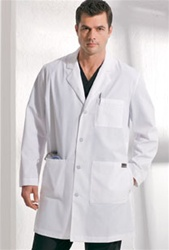 Landau  Men's  Lab Coat-3124-WWVC