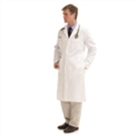 Landau Men's  Full Length Lab Coat (LAN3138-WWF)