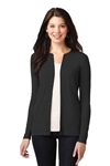 Port Authority Ladies  Cardigan ( (LM1008)