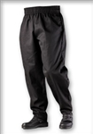 UncommonThreads Classic Baggy Chef Pant (UT4000BLACK)