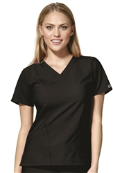 WonderWink W123 Ladies Scrub Top (WW6255)