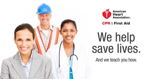 American Heart Association CPR classes healthcare BLS, ACLS, and