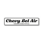 Chevy Bel Air Sign, Bel Air Decor, Bel Air Gift, Custom Bel Air Chevy Sign, Dad Car Sign, Dad Garage Gift