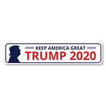 Keep America Great Trump Year Sign