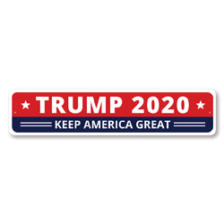 Trump Keep America Great Sign