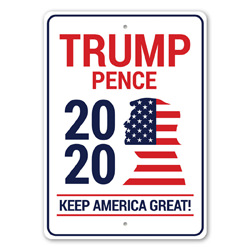 Trump Pence Sign