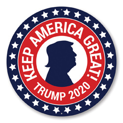 Keep America Great Sign