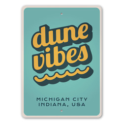 Dune Vibes Sign