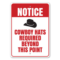 Cowboy Hats Required Sign, Ranch Barn Sign, Old Western, Cowboy Life, Barn Decor, Country House