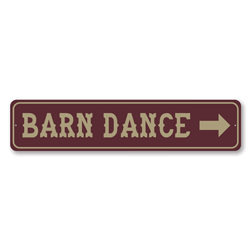 Barn Dance Arrow Sign, Barn Location Sign, Old Western, Country Life, Country House Decor, Cowboy Sign