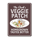 Veggie Patch Sign, Backyard Garden Sign, Vegetable Sign, Gift for Gardener