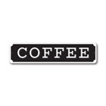 Coffee Sign, Coffee-Lover Sign, Cafe Decorative Aluminum Sign