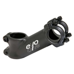 EVO E-Tec Stem - 28.6mm(1-1/8) Steertube/ 90mm Length 35* Angle / 25.4mm Clamp - Black