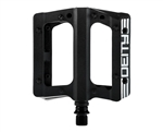Deity Compound V2 Nylon Platform Pedals - Black