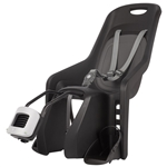 Polisport Bubbly Maxi Baby Seat - Black/Dark Grey