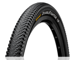 Continental Double Fighter III 27.5 x 2.0 Tire Black