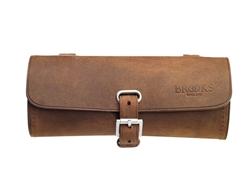 Brooks Challenge Bag Aged