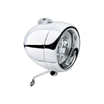 Electra Retro Headlight Silver