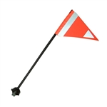 Lateral Safety Flag 34cm