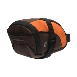 Blackburn Local Small Seat Bag -Orange/Brown