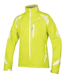 Endura LUMINITE II Waterproof Jacket - Yellow