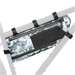 Blackburn Outpost Frame Bag - Medium - Grey Digi camo