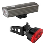 Serfas E-Lume 250 / Cosmo 15 USB Light Set