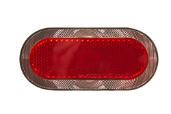 Spanninga Elips XDS Dynamo Tail Light - Rack Mounted