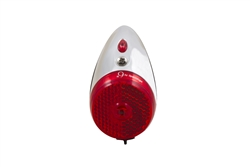 Spanninga NR 9 XDS Dynamo Tail Light - Fender Mounted