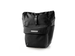 Brooks Suffolk Rear Roll Top Pannier (Single) - Black